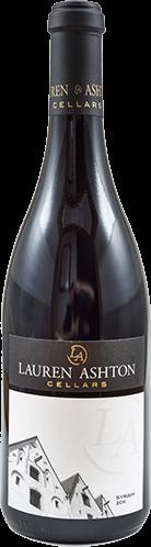 View the 2011 Syrah Wine Bottle Photo