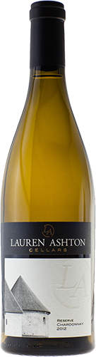 View the 2012 Reserve Chardonnay Wine Bottle Photo