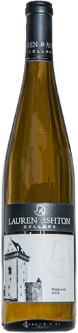 View the 2013 Riesling Wine Bottle Photo