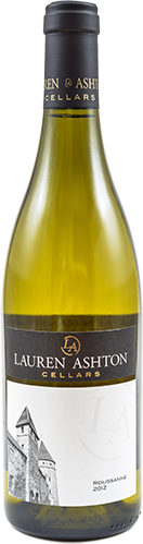 Lauren Ashton Cellars - Roussanne