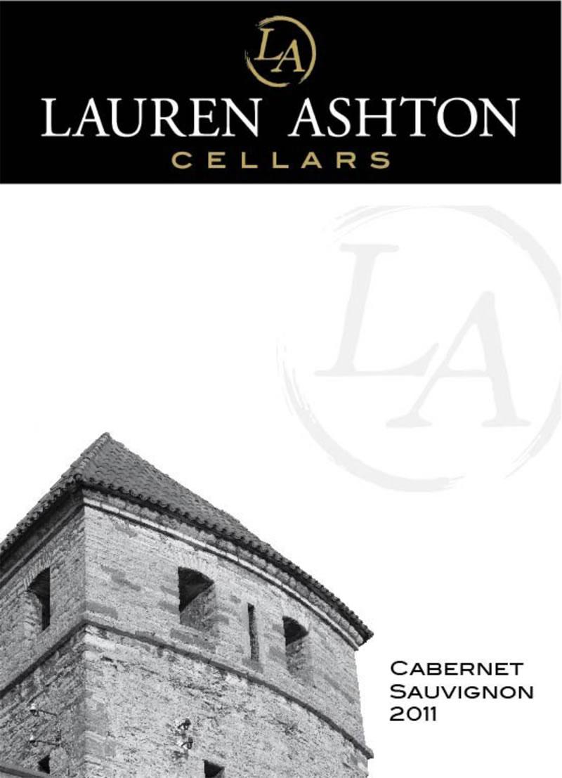 View the 2011 Cabernet Sauvignon Wine Label Art