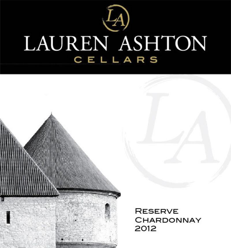 View the 2012 Reserve Chardonnay Wine Label Art