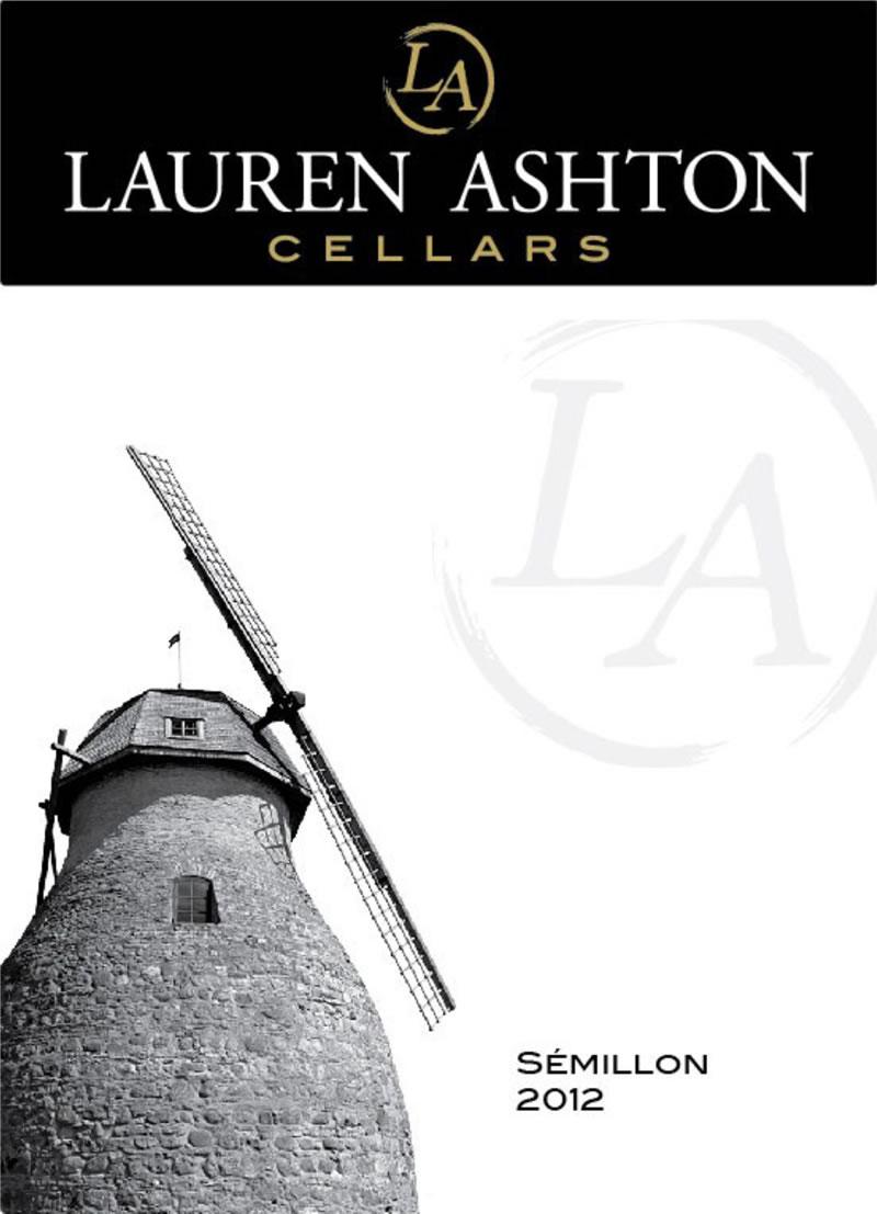 View the 2012 Sémillon Wine Label Art