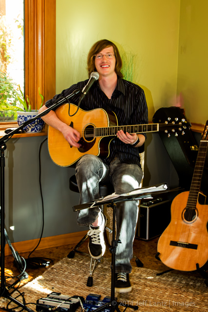 Live Music Saturday at LAC, featuring Ian Hale Skavdahl